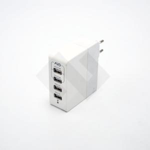 Noleggio GoPro, Carica Batterie 4 Porte USB