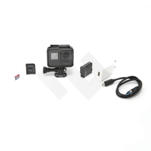 Noleggio GoPro Kit GoPro Hero 5 Black Edition