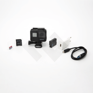 Noleggio GoPro Kit GoPro Hero 7 Black Edition