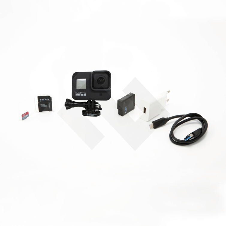 Kit Base GoPro Hero 8 Black Edition