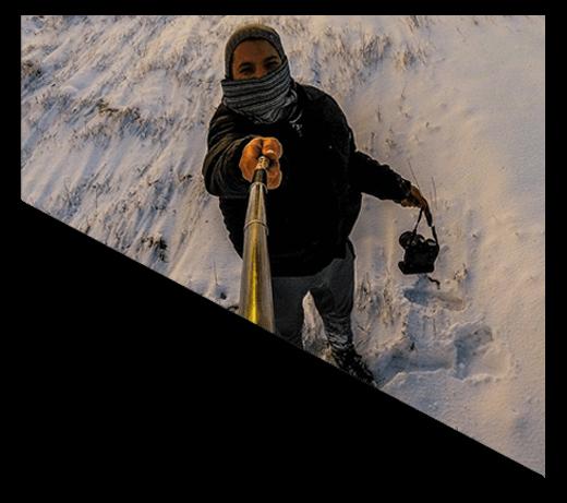 Neve - Noleggio GoPro
