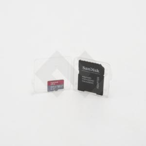 Accessori GoPro, Scheda MicroSD 64gb
